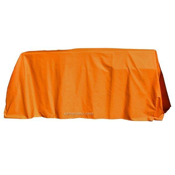 "Standard Color Jumbo Table Cloths (132""X90"")"