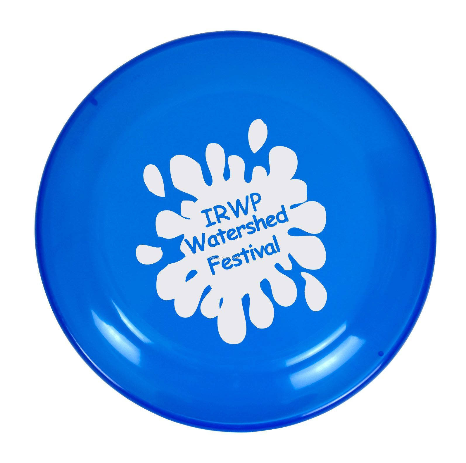 Translucent Flying Disc (9 1/4
