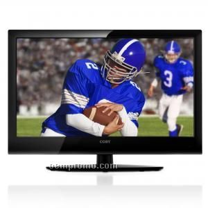 "Coby 24"" LED High-definition Tv"