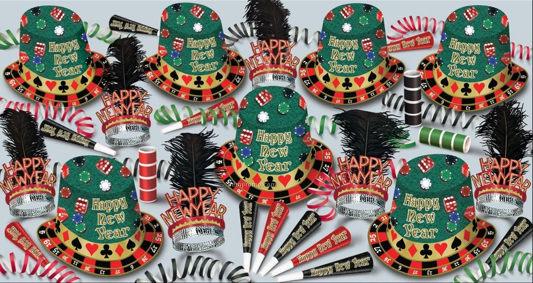 Hi-roller New Year Assortment For 50