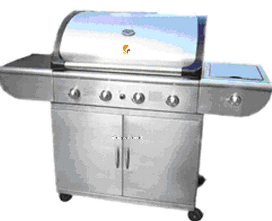 Stainless Steel Barbecue Grill