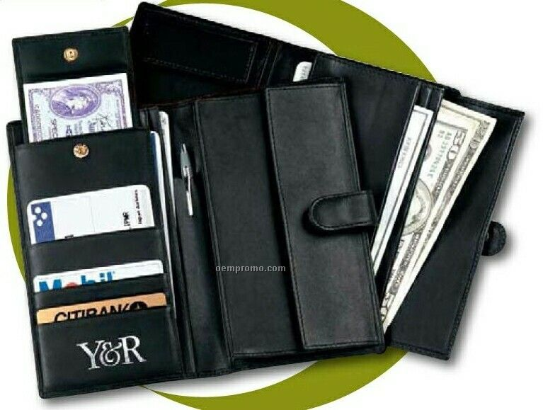 Multi-currency Passport Case
