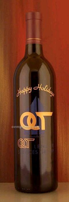 Nv Cabernet Grey Fox Vineyards Bottle Of Wine