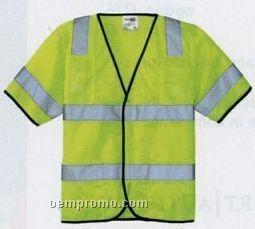 Cornerstone Ansi Class 3 Economy Mesh Safety Vest (S-4xl)