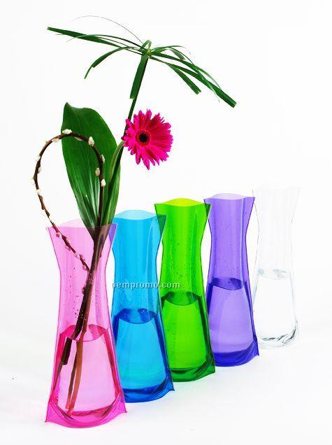 Plastic Vase