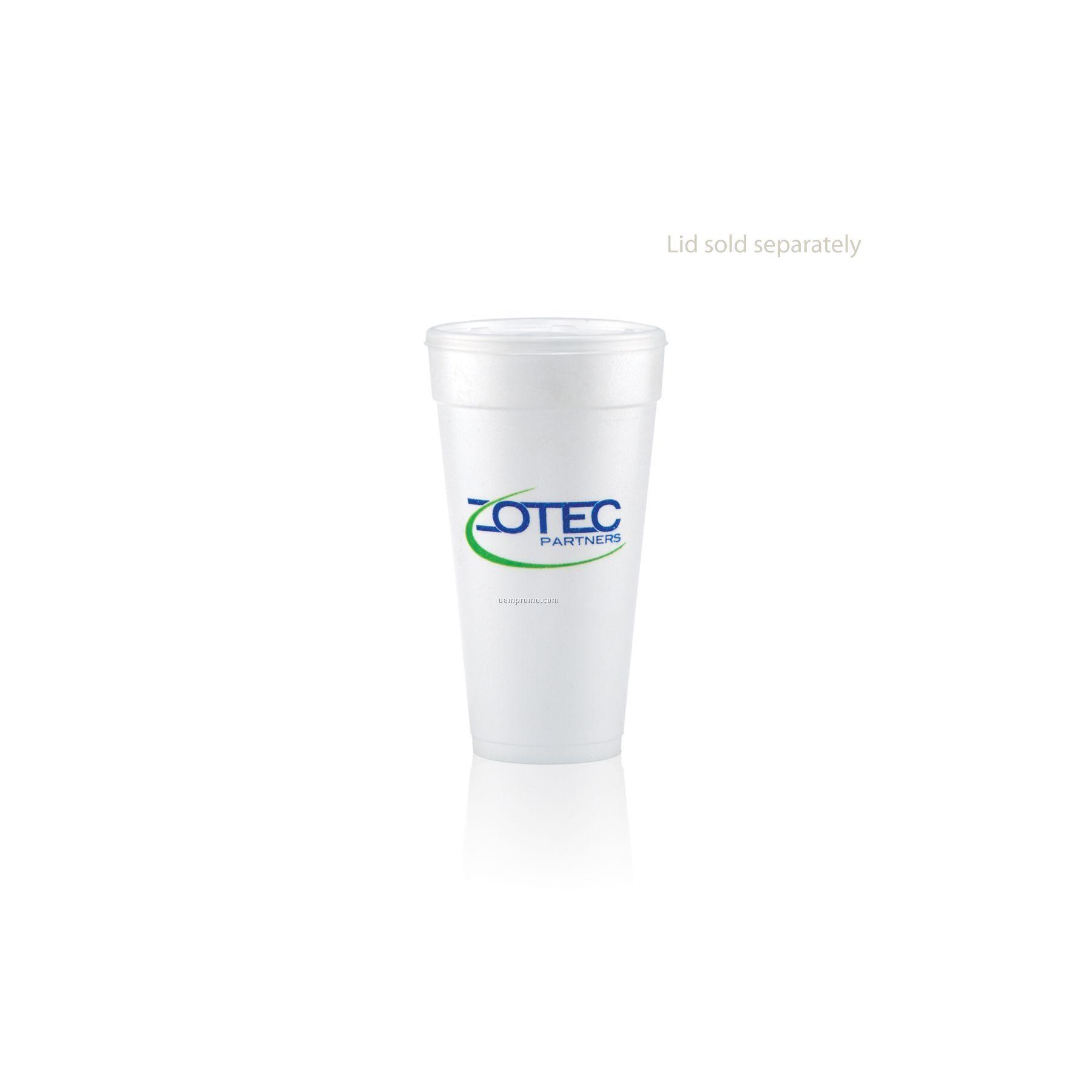 24 Oz. Foam Cup