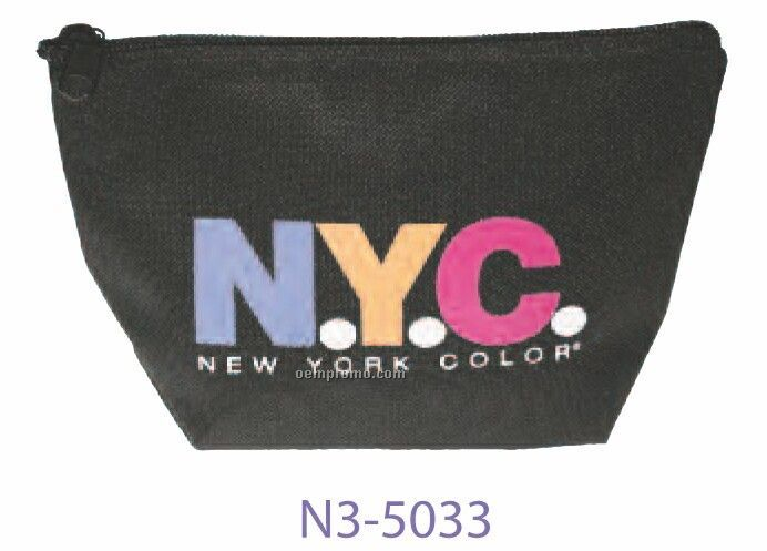 Coated Nylon Cosmetic Case (China)