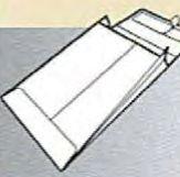 Expansion Brown Kraft Open End Flap Stik Seal Envelope