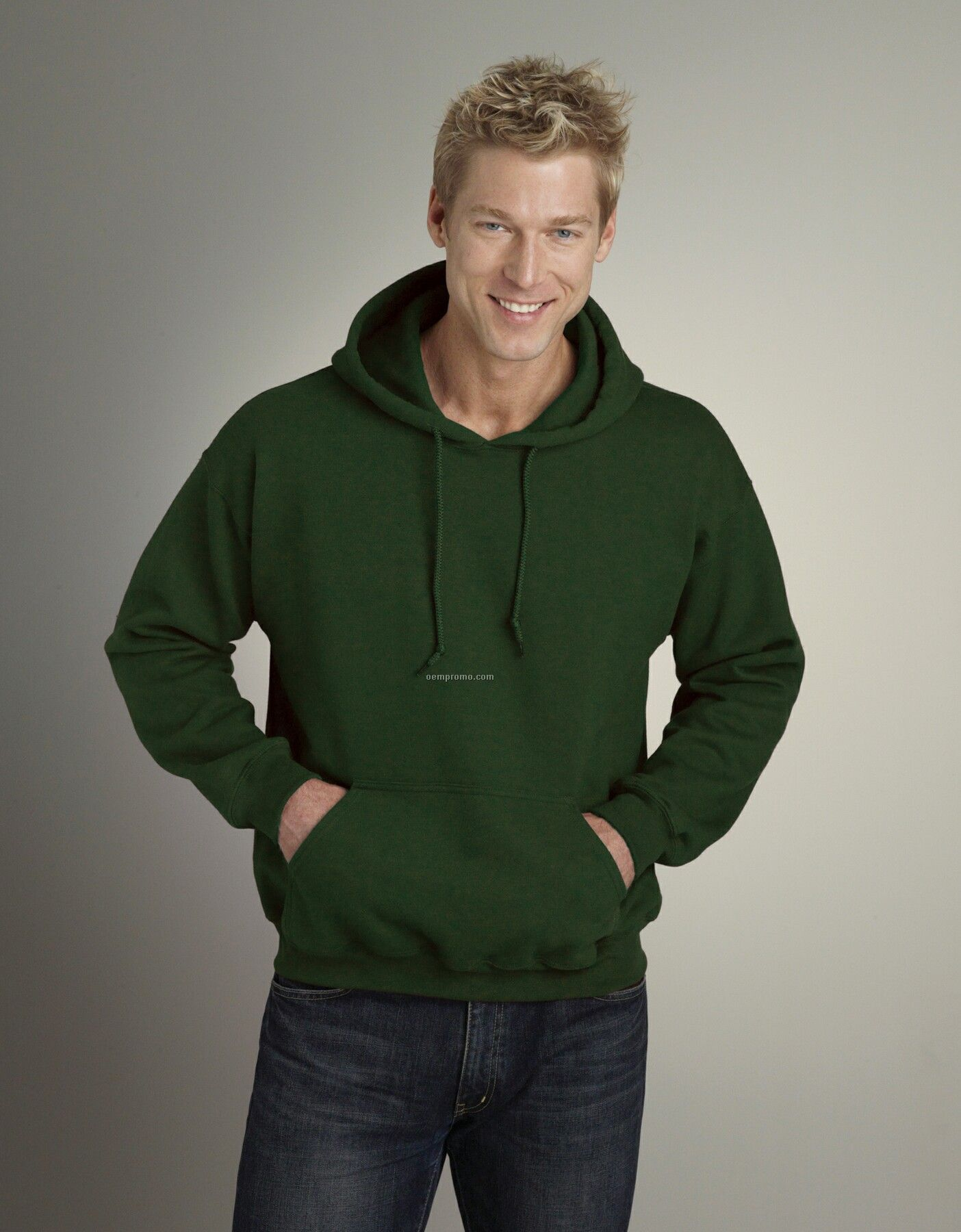 Gildan Ultra Cotton Pullover Hooded Sweatshirt - Colors