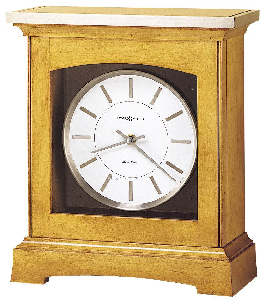 Howard Miller Urban Mantel Clock (Blank)
