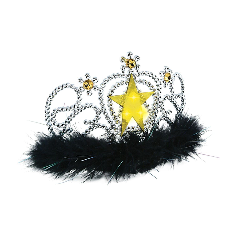 Light Up Star Tiara