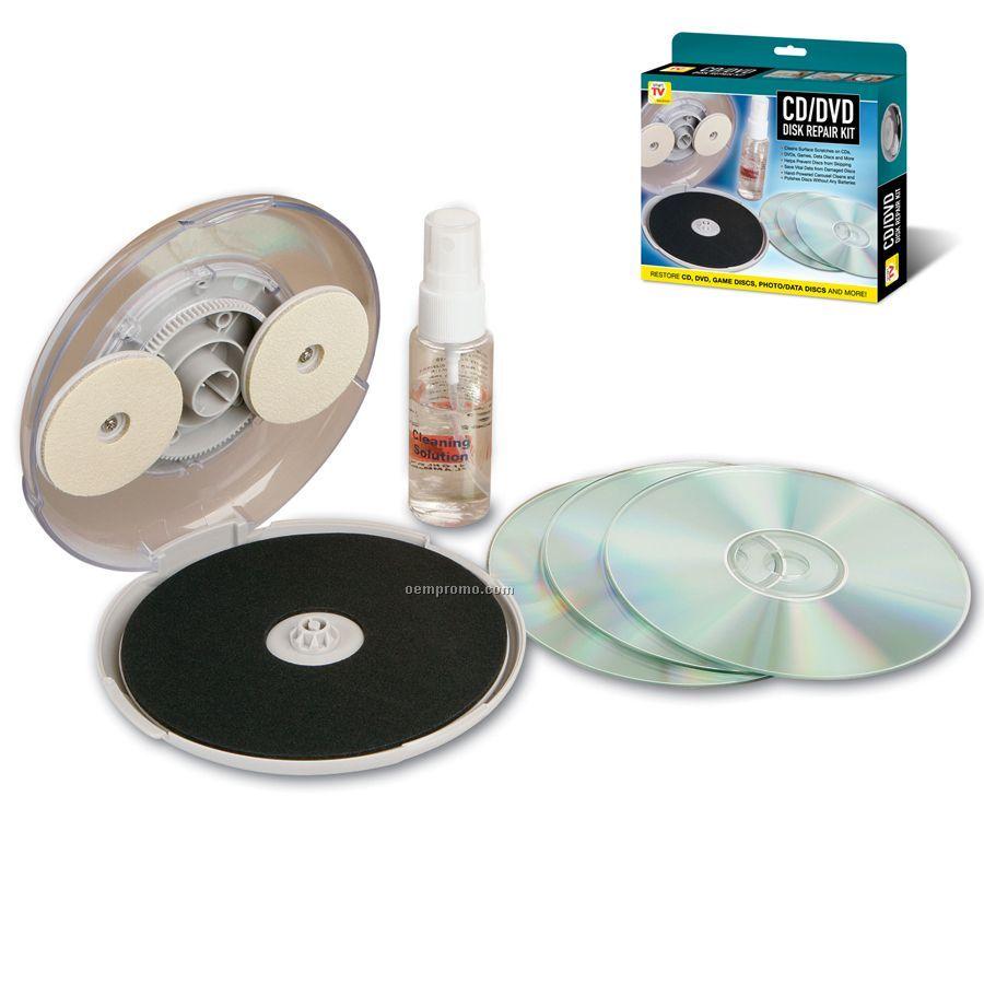 Disc Repair System Cleaner