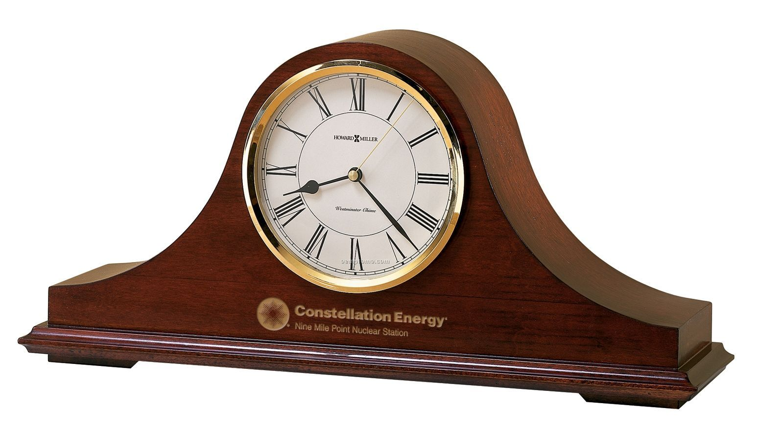 Howard Miller Christopher Mantel Clock ( Blank)