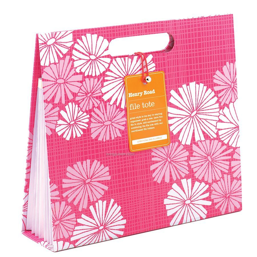Henry Road File Tote
