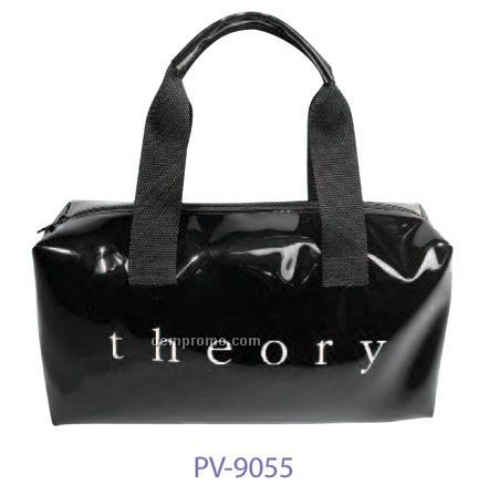Vinyl Cosmetic Tote (Usa)