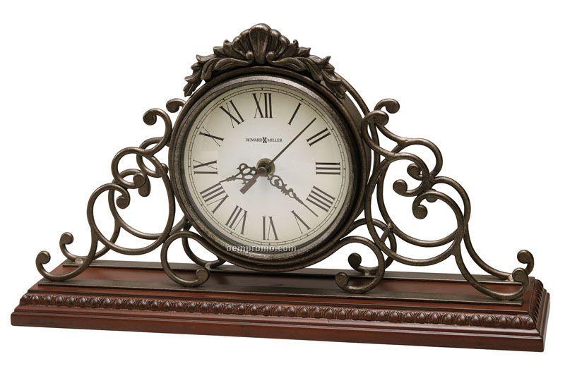 Howard Miller Adelaide Chiming Mantel Clock (Blank)