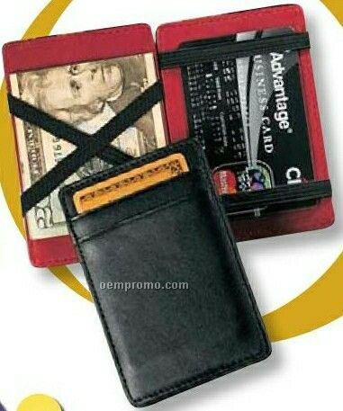 Magic Wallet / Business Card Case