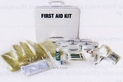 New Jersey State Approved First Aid Kit