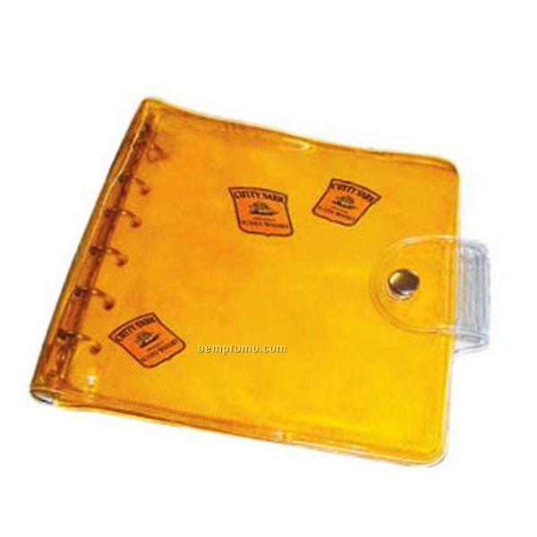 Floating Liquid Binder CD Case
