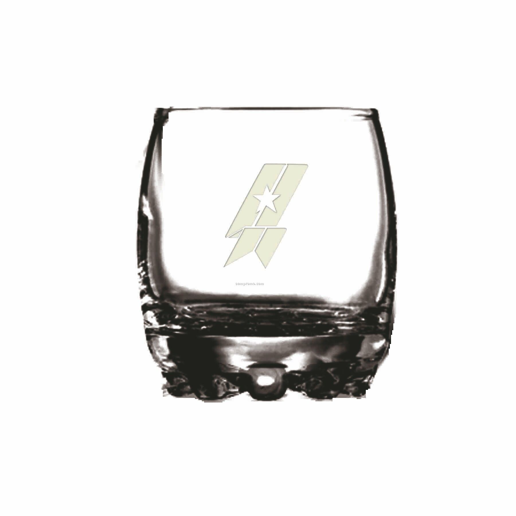 2 1/2 Oz. Shooter Selection Drinking Glass (Deep Etch)