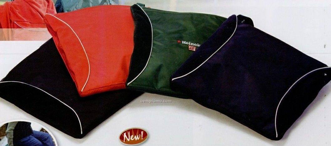 Picnic Plus Fleece Blanket Cushion