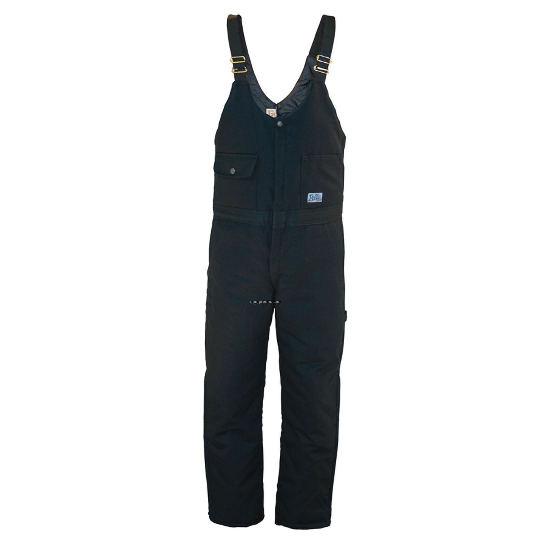 "10 Oz. Duck Insulated Bib Overalls W/ Knee Zipper (48"" To 50"" Waist)"
