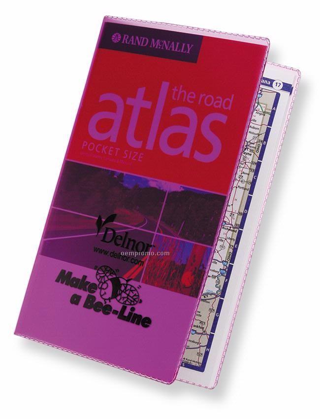 Atlas With Translucent Vinyl Case