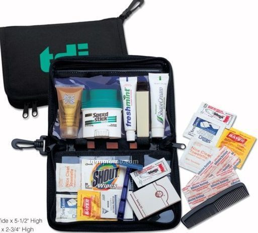 Deluxe Travel Kit