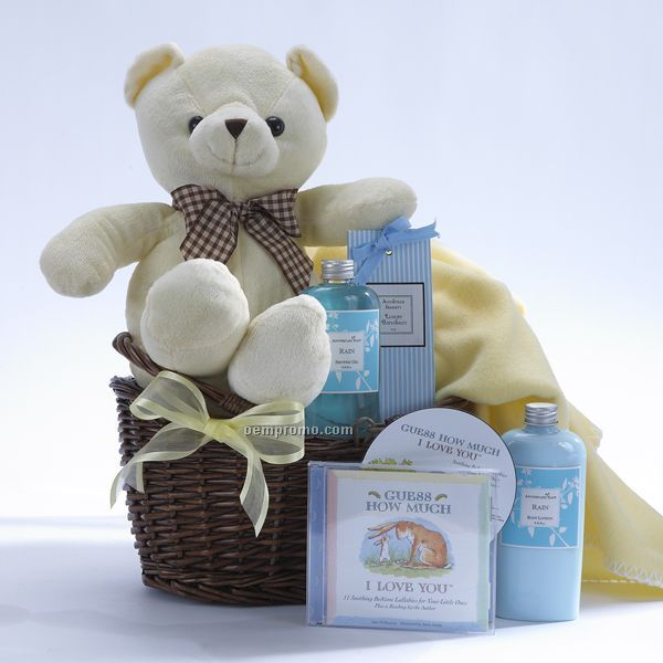 Baby Gift Baskets China : Mom and baby celebration gift set china wholesale