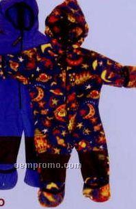 Celestial Infant Bunting Bear Suit (9-18m)