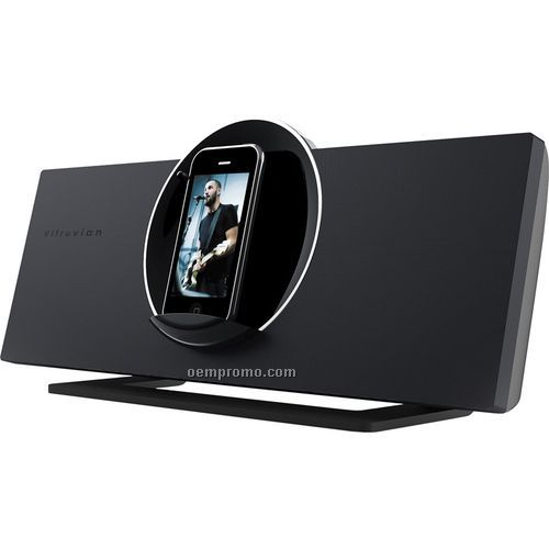 Coby Stereo Speaker System With Ipod Docking