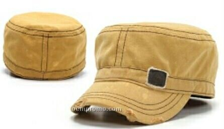 Stock Military Style Hat