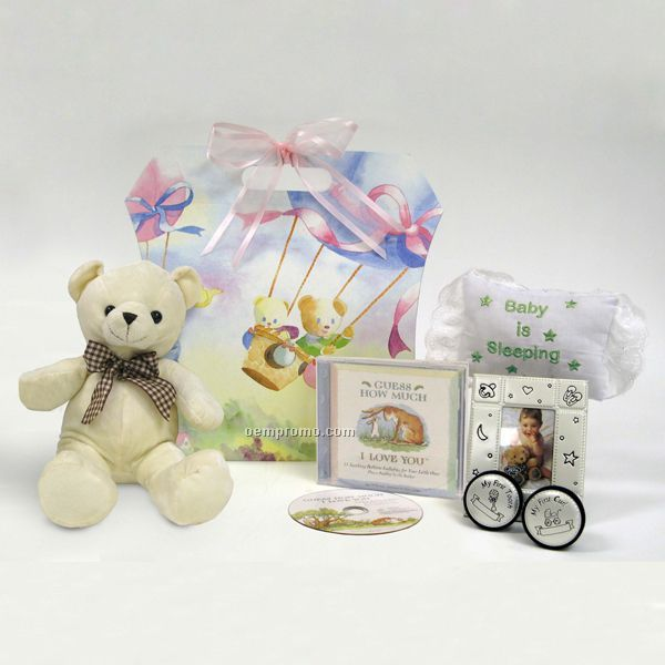 Baby Gift Baskets China : Sleepy time baby tote china wholesale
