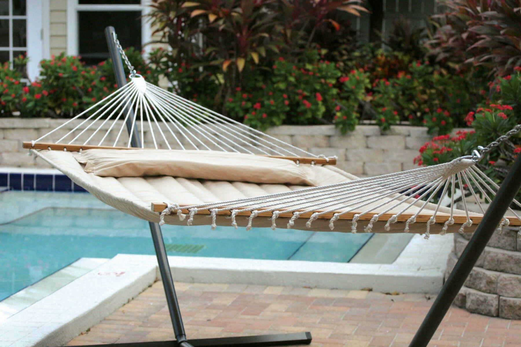 smart garden monte carlo premium poly hammock