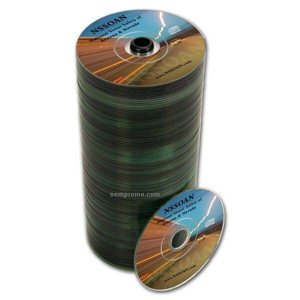 Duplicated And Printed Mini CD In Bulk