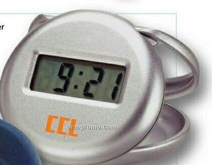 Froggie Alarm Clock W/ Backlight