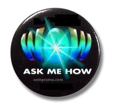 "Light Up Button W/ Color Change LED (1.75"" Diameter)"