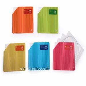 Rectangle Stripe CD Holder