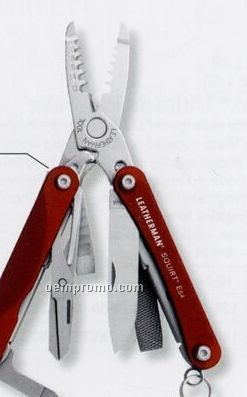 Leatherman Squirt W/ Wire Strippers