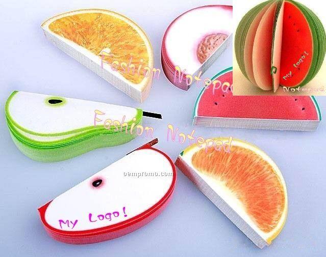 Fruit Notepad / Memo