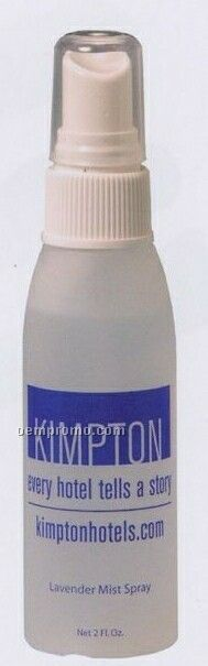 Lavender Vanilla Blend Room Spray With Soft Touch - 2 Oz.