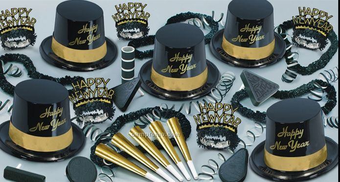 Gold Legacy New Year Assortment For 50 People