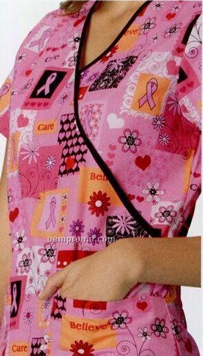 H.q. Care 2 Cure Poplin Warm Up Shirt