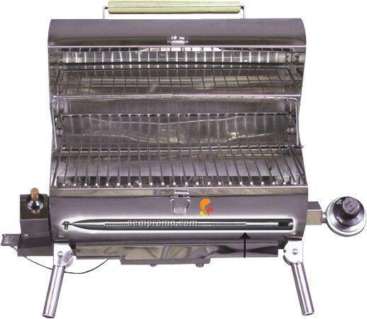Portable Propane Barbecue Grill