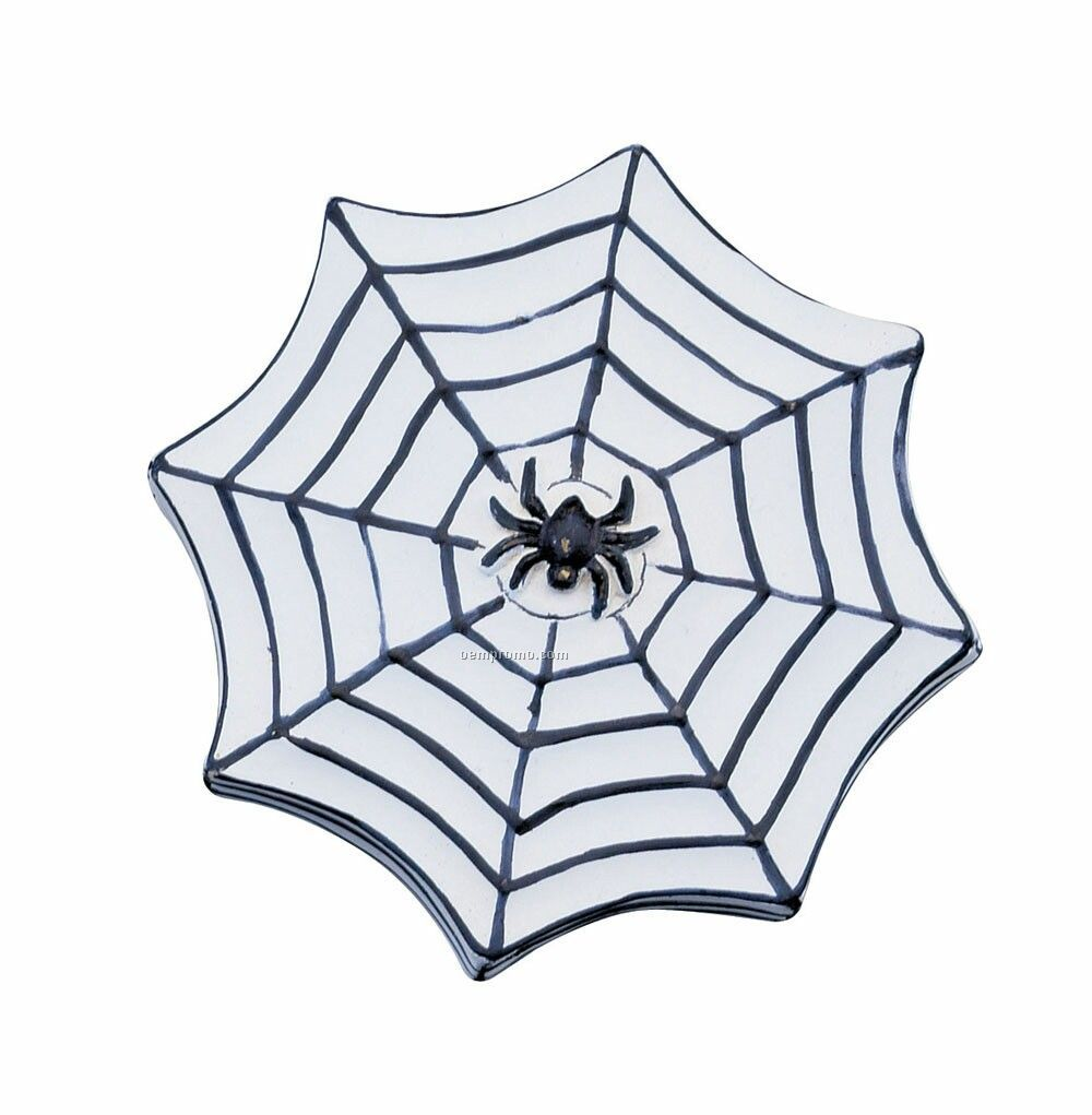 Spider Web Squeeze Toy