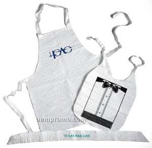Disposable Paper Apron