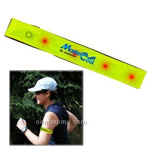 Light Up Reflective Band - Direct Import