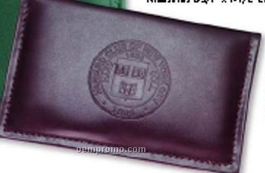 Executive Card Case - Regency Cowhide Leather