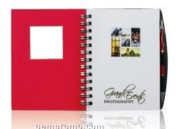 Frame Journalbook W/ Square Frame