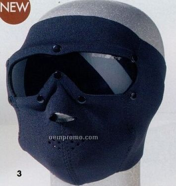 Swiss Eye S.w.at. Mask Pro M/P Black / Laser Etch
